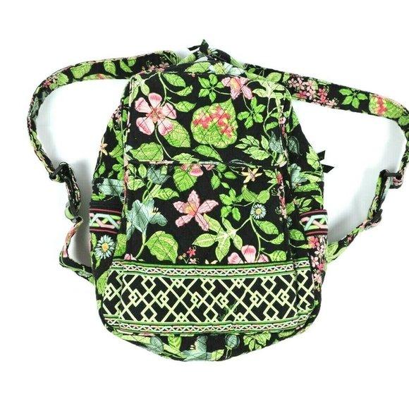 Vera Bradley Botanica Backpack Large Floral Print